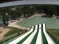 Royal Flush slide - Waco, Texas, USA