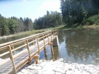 Dolní rybník; https://lesycr.cz/otuzujte-se-v-prirode-treba-v-obnovenych-babickych-rybnicich/