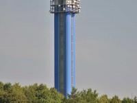 Pražská vodárenská věž Děvín; archiv PVK