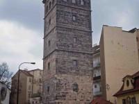 Novomlýnská vodárenská věž; archiv PVK
